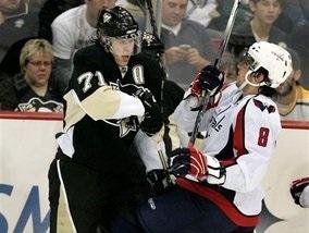 NHL: Невероятный камбэк Вашингтона