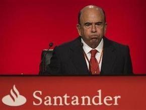 Испанский Banco Santander пытается купить крупнейший ссудо-сберегательный банк США