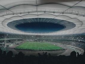 Проект реконструкції НСК Олімпійський завершено