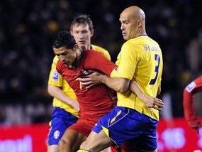 ЧМ-2010: Франция спасает игру против Румынии