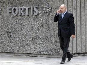 Спасенный от банкротства Fortis устроил вечеринку за 150 тысяч евро