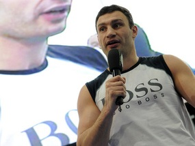Віталій Кличко: Я в прекрасній формі