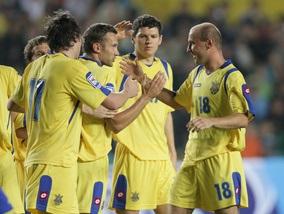 Рейтинг FIFA: Украина прогрессирует