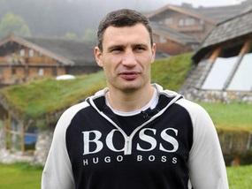 Виталий Кличко: Планирую завершить бой в 4-6 раунде