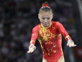 Китайських гімнасток визнали повнолітніми