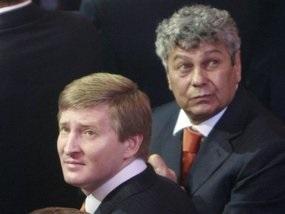 Ахметов рассказал, когда уволит Луческу