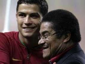 Эусебио: Роналдо - лучший игрок в мире