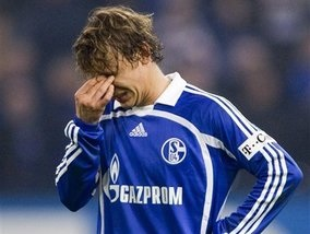 Шальке оштрафовал футболиста на 700 тысяч евро