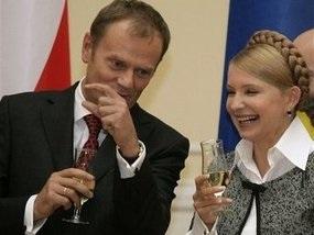 Украина и Польша разработают совместный план по подготовке к Евро-2012