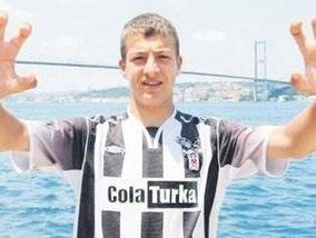 Шахтер покупает турецкого нападающего