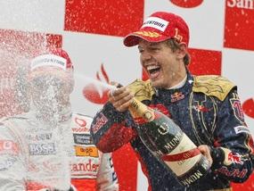 Фотогалерея: Первая Легенда Toro Rosso
