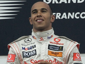 William Hill: Хэмилтон - фаворит Гран-при Италии