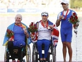 Україна завоювала 33 медалі Паралімпіади