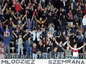 У ході футбольних безладів у Варшаві заарештували 741 хулігана