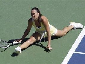 US Open. Женщины. Янкович вышла в четвертьфинал