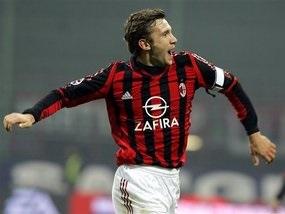 Шевченко рассказал о возвращении в Милан