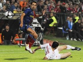 Барселона и Ювентус пробились в Лигу Чемпионов