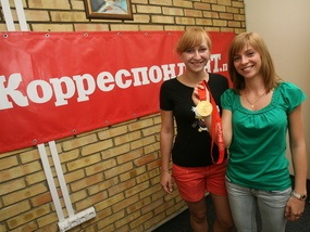 Галина Пундик и Ольга Жовнир: Занимайтесь фехтованием - Вам понравится
