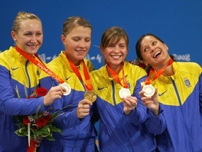 На Корреспондент.net начался чат со спортсменками, принесшими Украине первое золото Олимпиады-2008