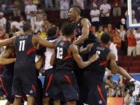 Баскетбол: Dream Team - чемпион Олимпиады