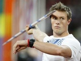 Метание копья: Норвежец завоевал золотую медаль