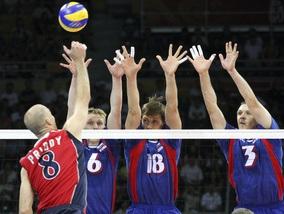 Волейбол: США отцепили Россию от финала