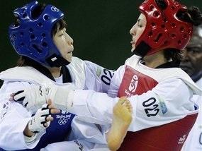 Таэквондо: Кореянка выиграла золото