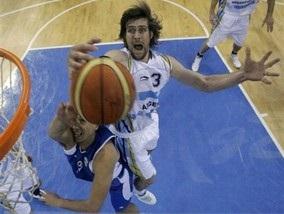 Баскетбол: Аргентина сразится с DreamTeam