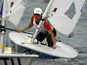 Китай здобуває чергове золото у вітрильному спорті