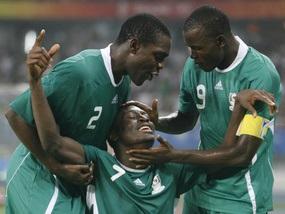Футбол: Нигерия громит Бельгию и выходит в финал