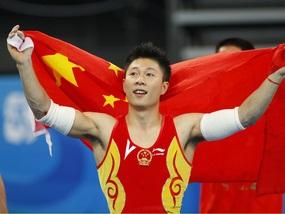 Спортивная гимнастика: Китай берет 40-е золото