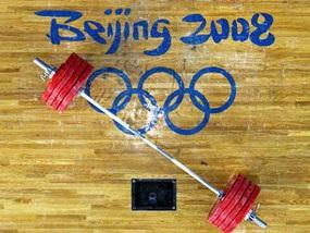 Немецкий тяжелоатлет берет золото, украинцы без медалей