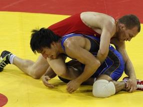 Український борець здобув срібло Пекіна-2008