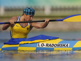 Гребля: Украинка вышла в полуфинал