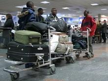 В аэропорту Борисполь борются с кражами багажа всеми возможными методами