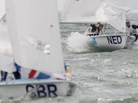 Британский яхтсмен завоевал золотую медаль