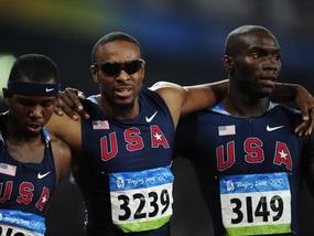 Бег с барьерами: Американский подиум