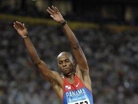 Прыжки в длину: Первое золото Панамы