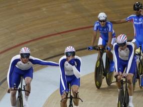 Велотрек: Британцы установили мировой рекорд