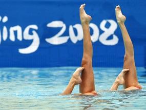 Синхронное плавание: Украинки вошли в десятку