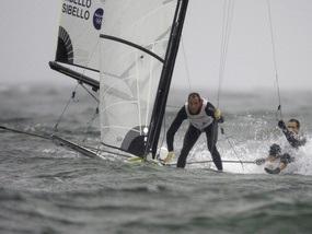 Олимпиада-2008: Австралийские яхтсмены выиграли золото