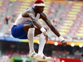 Тройной прыжок: Украинец пробивается в финал