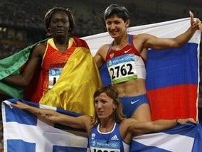 Мировой рекорд легендарной украинки устоял