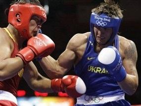Український важкоатлет програв в чвертьфіналі