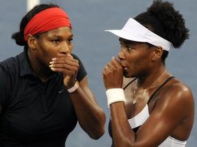 Теннис: Сестры Уильямс - олимпийские чемпионки