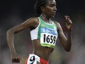 Легкая атлетика: Эфиопка выиграла первое золото