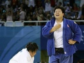 Дзюдо: Китаянка выигрывает золотую медаль