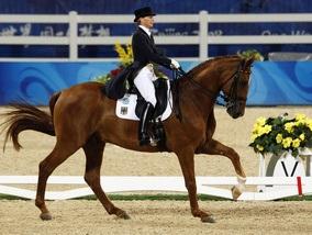 Кінний спорт: Німкеня бере золото