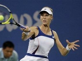 Теніс: Дементьєва зіграє зі Звонарьовою