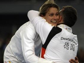 Олимпиада-2008: Германия ударно завершает день